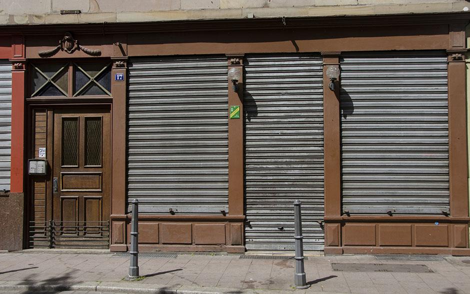 store exterieur Colombes